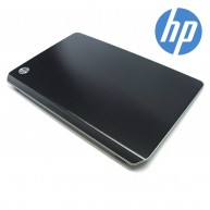 "HP Back Cover Midnight Black 15.6"" (686895-001 728669-001 728669-010 729906-001) N"