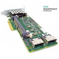 HP Smart Array P410/1G FBWC 2-Ports Int PCIe X8 SAS Controller (572532-B21 / 462919-001)