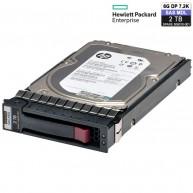 "HP 2TB 6GB/s 7.2K DP SAS 3.5"" LFF HS MDL G1-G7 HDD (507616-B21 / 508010-001 / 638521-001) R"
