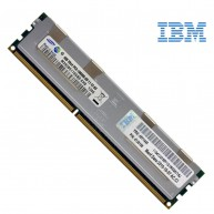 IBM 4GB (1X4GB) 2Rx4 PC3-10600 DDR3-1333 RDIMM CL9 ECC 1.5V STD (47J0156 / 49Y1435 / 49Y1445) N