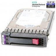 "HPE 300GB 6GB/s 15K DP SAS 2.5"" SFF HS ENT G5-G7 HDD (627117-B21 / 627195-001) R"