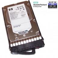 "HP 300GB 6GB/s 15K DP SAS 3.5"" LFF HS ENT G1-G7 HDD (516814-B21 / 517350-001 / 868219-001) R"
