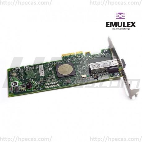 Emulex 4Gb/s Single FC Port PCI-X 2.0 / PCI-X (LP11000-M4 / CDZ-LP11000-M4 / EML-LP11000-M4) R