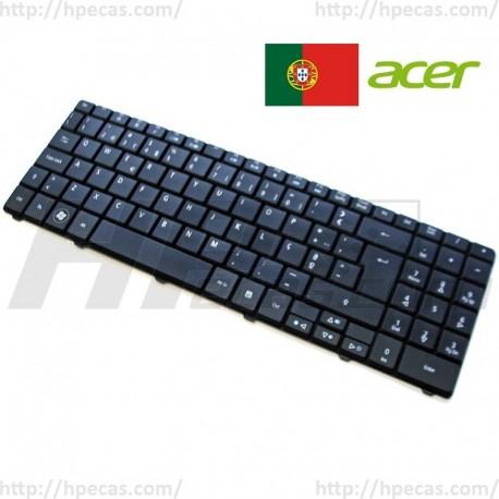 Teclado ACER Português Preto (KB.I170A.131)