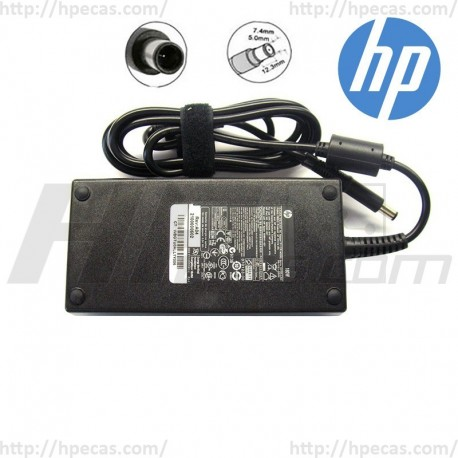 HP Carregador Original 19V 9.5A 180W 7.4x5.0mm Big Pin