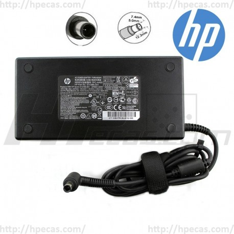 HP Carregador Original 19.5V 9.2A 180W 7.4x5.0mm Big Pin