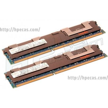 FUJITSU 8GB 2x4GB DDR2-667 PC2-5300F FB-DIMMs (S26361-F3263-L524)