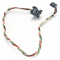HP Power on/off Switch Cable + LED HP ProDesk 4xx série (745050-001) (R)