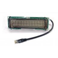 VFD Placa Visor Cliente 20x2 RJ45 (PC3B00X1)