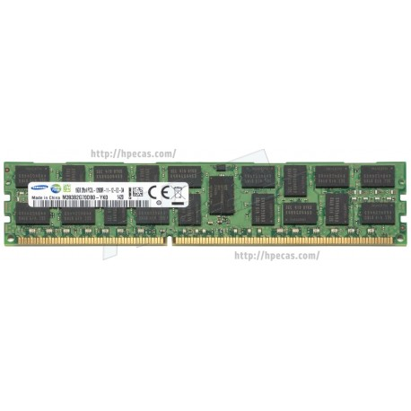 DELL 16GB (1X16GB) 2Rx4 PC3L-12800 DDR3L-1600 LV Registered CL11 ECC 1.35V STD (20D6F / CPA-20D6F / CPA-G5JJX / G5JJX)