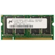 HP 256MB 1R PC2700 DDR-333 Unbuffered CL2.5 NECC 2.5V STD (CH336-67011 / CH654A)