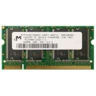 HP 256MB 1R PC2700 DDR-333 Unbuffered CL2.5 NECC 2.5V STD (CH336-67011 / CH654A)