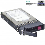 "HPE 600GB 15K 6Gb/s DP SAS 3.5"" LFF HP 512n ENT for MSA MC HDD (601712-001, 601777-001, AP860A, AP860SB) R"