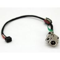 DC-IN Power Button HP Envy 6 série (686350-001)