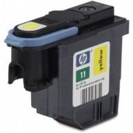 Cabeça de impressão HP 11 Yellow (C4813A)