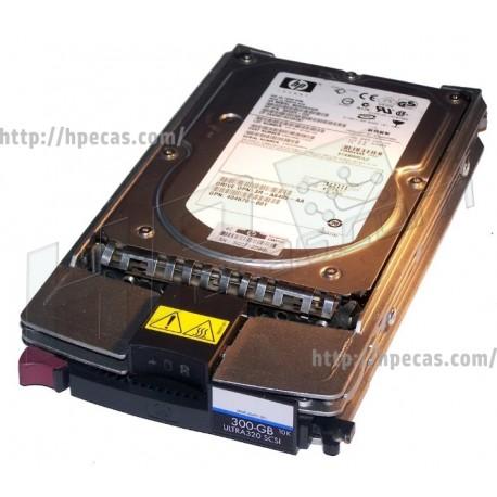 """404701-001 HP 300GB U320 SCSI 10K 3.5"""" (R)"""