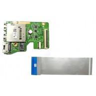HP PCB USB AUDIO BD (809409-001 / DAX21ATB6D0)