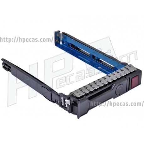 """HP Caddy 2.5"""" SFF Hot-Plug G8 G9 SC Tray (651687-001 / 651699-001) R"""