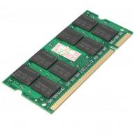 Memória compatível Sodimm 2GB DDR2/800mhz PC2-6400