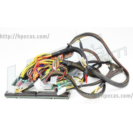 491836-001 Power Supply Backplane - Includes Cables Ml370 G6