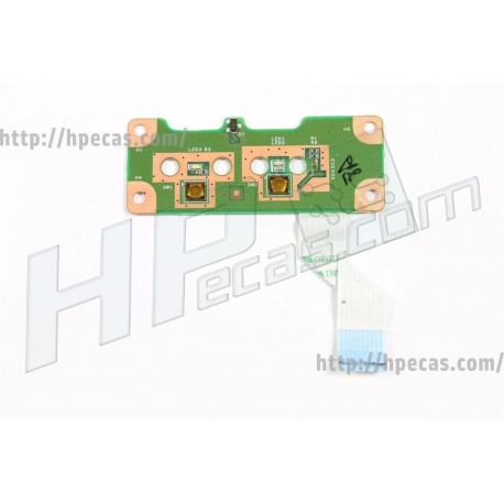 486627-001 Power button board HP CQ50 série