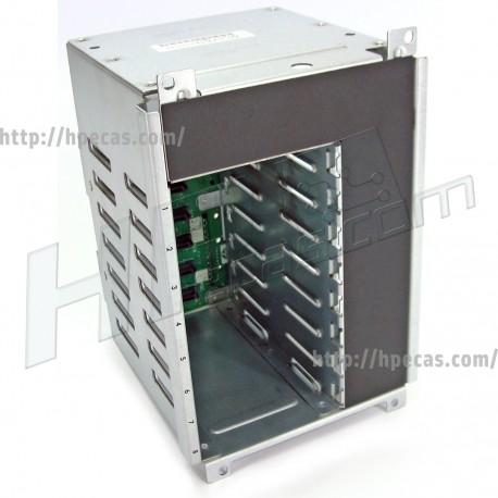 HP 8-bay SAS/SATA SFF Hard Drive Backplane (413985-001 / 411350-001 / 6070B03120-01) R