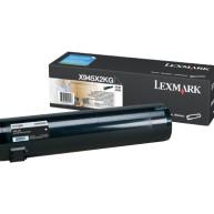 Toner original LEXMARK X940, X945 série 36000 pag (X945X2KG) preto