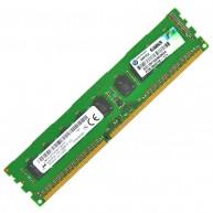 Memória HPE 4GB (1x 4GB) 2Rx8 PC3-10600E DDR3-1333 ECC 1.5V CL9 UDIMM 240-pin STD (500210-071, 500210-171, 500672-B21, 500672-S21, 501541-001, 537755-001, 593923-B21, 593923-S21, 595102-001, NL797AA)  R