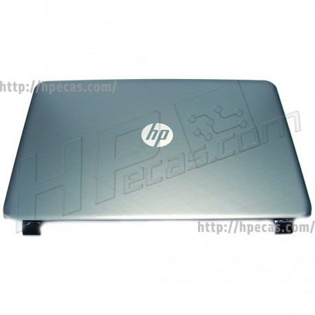HP LCD Back Cover Non-Touch Screen Silver (760967-001 761735-001)