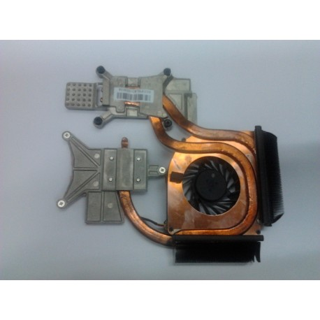 HP HEATSINK WITH FAN DIS 45W 600866-001