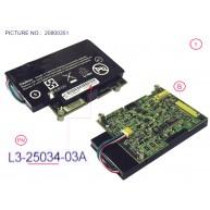 Fujitsu Primergy IBBU07 LI-ION Battery (LSZ:L5-25034-05, 38007767)
