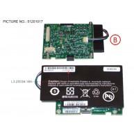 Fujitsu Primergy IBBU07 LI-ION Battery (LSZ:L5-25034-16, 34038171)