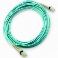 AJ836A HP 5m Multi-mode OM3 LC/LC FC Cable