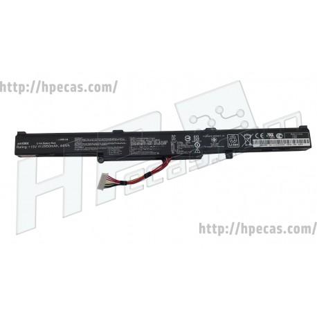 Bateria Original ASUS * 14.4V, 2500mAh (A41-X550E, 0B110-00220100, 0B110-00220200, 0B110-00220300)