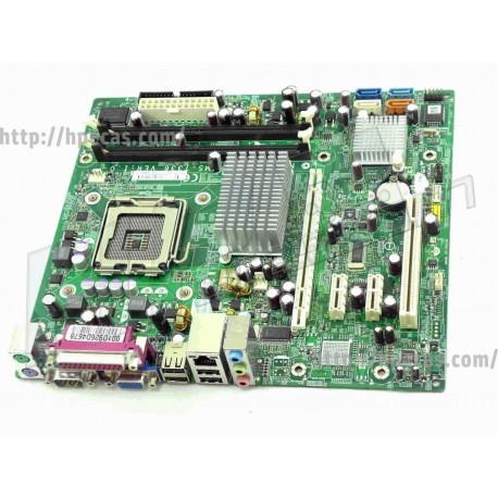 Motherboard Socket Intel LGA775 PCI-e HP DX2300 Microtower (R)