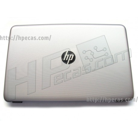 HP 255-G5 256-G5 15-AY 15-AU 15-AS 15-BA 15-BG LCD Back Cover Silver (905913-001 / 906856-001)