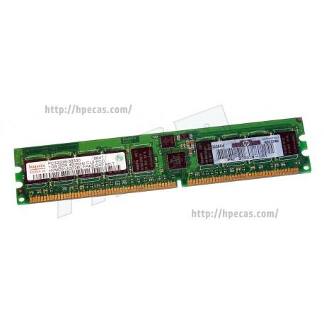 Memória 1GB DDR 400Mhz PC3200 REG/ECC (373029-851) (R)