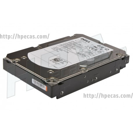 "Disco Original DELL 450GB 15K 6Gb/s SAS 3.5"" Single Port (SP) Hot-Plug Tray F238F (R749K)"