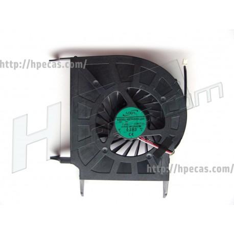 Ventoinha HP Pavilion DV6-1000 série CPU AMD (535442-001, 535441-001, 532613-001, 532614-001, 532617-001, 532650-001)