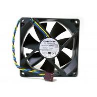 HP Cooling fan 92x25mm 12VDC, 0.4A (646813-001, 585884-001, PVA092G12H -P03-AE) R