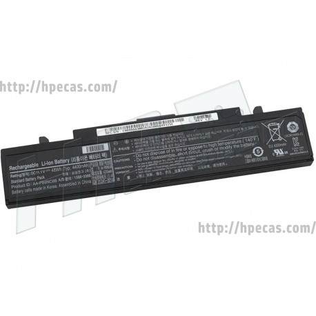 Bateria Compatível Samsung 11.1V 44Wh 4000mAh (BA43-00198A, BA43-00199A, BA43-00207A, BA43-00208A, BA43-00282A, BA43-00347A)