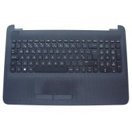 HP Top Cover Preto com Teclado e TouchPad integrado (813974-131, 816794-131)