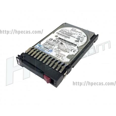 "Disco 1TB HP 2.5"" 3G SATA 7.2K MDL (626162-001, 625609-B21)"