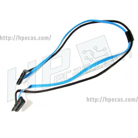 """HP DL320, DL380 G6 25"""" SATA Cable (484355-005, 496071-001) R"""