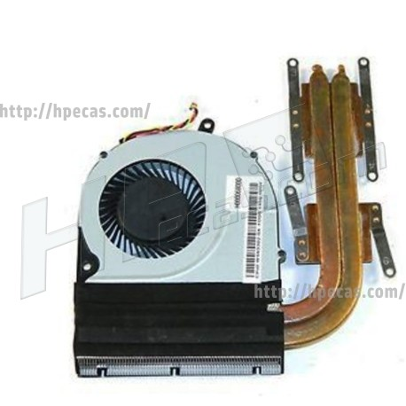 Dissipador + Ventoinha Toshiba P50-B Series (H000068000 )
