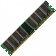 Memória Compatível 1GB DDR 400mhz PC-3200 CL3 Dual Rank (U)