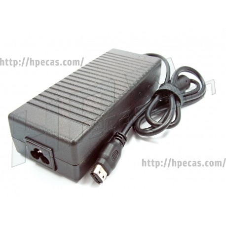Carregador Compativel 19V - 7.1A - 135W 20V HP ZD8000 série ficha oval