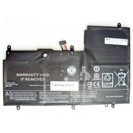 Bateria Compatível LENOVO Yoga 3 série * 7.4V, 6280mAh (5B10G75095, 5B10G84689, 5B10K10224, 5B10K10226, L14M4P72, L14S4P72)