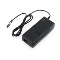 Green Cell Carregador AC Adapter para Microsoft Surface RT, RT2, Pro i Pro 2 48W - 12V 3,6A - 5-PIN (AD62)