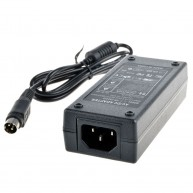 Transformador Compativel EPSON * 24V, 2.1A, 50.4W, 10mm Round 3-Pinos (C32C825341LG, C825343, M159A, M159B, PS-180, PS180, AC129) (C)